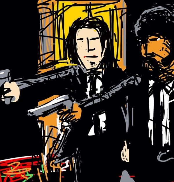 Vincent & Jules